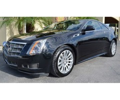 2011 Cadillac CTS CTS4 AWD COUPE