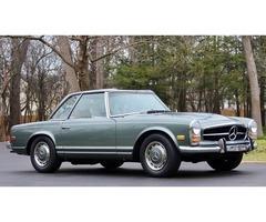 1969 Mercedes-Benz SL-Class SL