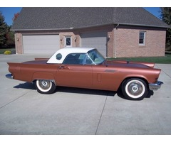 1957 Ford Thunderbird 2 door