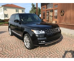 2014 Land Rover Range Rover Supercharged Sport Utility
