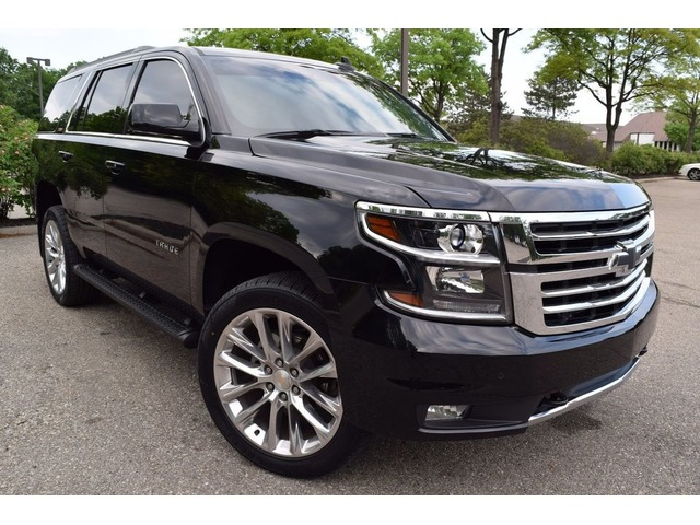 2017 Chevrolet Tahoe 4wd Z71 Off Road Edition