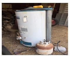 Propane Water Heater -50 gallons
