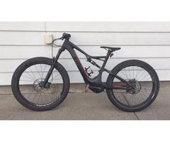 Specialized levo electric mountain bike