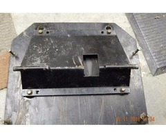 2004 Yamaha Grizzly Eagle plow mount