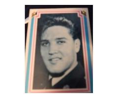 Elvis Collector Cards