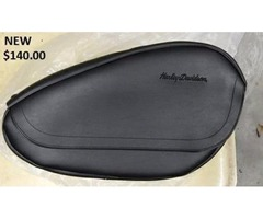 Sportster Leather Saddlebag