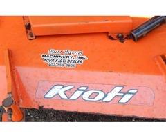 "60"" Kioti Belly (finish) Mower"