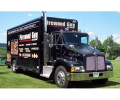 "Certified ""Heat Treated"" Approved Firewood and Distributor"
