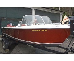 1966 17ft Correct Craft Barracuda