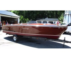 1951 23ft Chris Craft Holiday custom