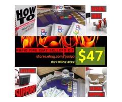 Rapid Fire Ebay Sellers Kit