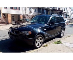 bmw x3 3.0 i for sale