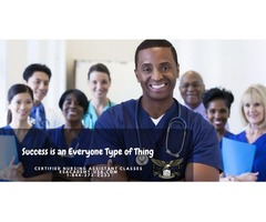 Healthcare Career In 4 Weeks! CNA Training Available