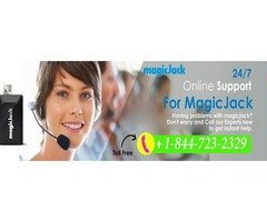 Magicjack Customer Service+1-844-723-2329 Toll-free phone number