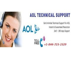 AOL mail Customer Support+1-844-723-2329 Tech support number