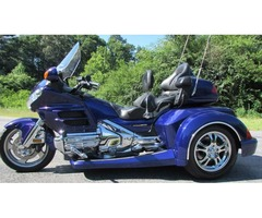 2002 HONDA GOLDWING GL1800 ROADSMITH TRIKE