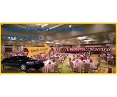 Wedding Adjacent Luxury in Phoenix with Limo Service phoenix