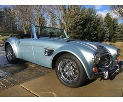 1966 ReplicaKit Makes Austin Healey 3000 Convertible