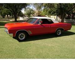 1967 Buick Skylark GS400