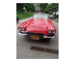 1962 Chevrolet Corvette ORIGINAL
