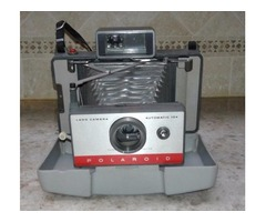 VINTAGE POLAROID 104 LAND CAMERA