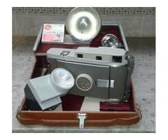 "VINTAGE POLAROID 1950'S ""THE 800"" LAND CAMERA"
