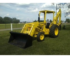 4500 Ford Backhoe-Loader (1975)