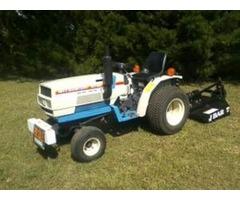 Mitsubishi MT160 Tractor
