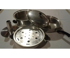 VINTAGE VITA CRAFT 6 PC. ASSORTED COOKWARE