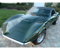 1968 Chevrolet Corvette DELUXE