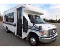 2008 Ford E450 Startrans Wheelchair Shuttle Bus (A4800)