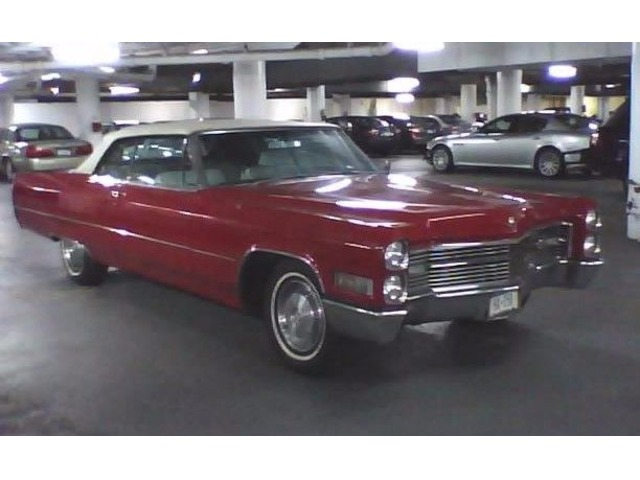 Classic Cadillac For Sale >> 1966 Cadillac Convertible For Sale Classic Cars New York