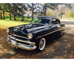 1954 Hudson HUDSON HORNET 7X fully restored 2nd to last RARE Convertible Coupe