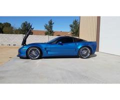 2010 Chevrolet Corvette ZR1 Coupe 2-Door