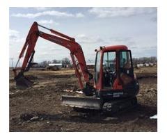 2013 Kubata KK121-3 Excavator For Sale