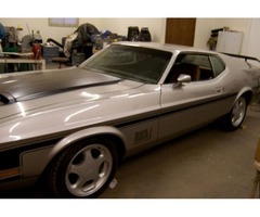 1971 Ford Mustang Fastback Mach 1 For Sale