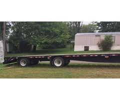 2015 Jet Step Deck Trailer For Sale