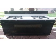 Propane stove in good condition