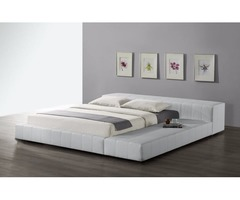 Square (Cubic) walk-on Queen Bed