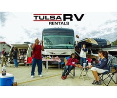 Rent a Travel Trailer or a Motorhome