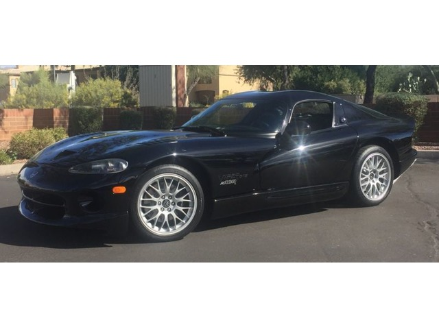1999 Dodge Viper Acr Coupe 2 Door Sports Cars Stanfield