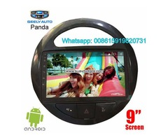 Geely Panda car radio android wifi GPS 4G insert sim card camera | free-classifieds-usa.com