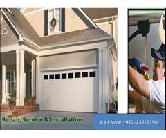 Residential Garage Door Repair & Installation Services Rowlett, TX