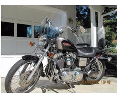 1997 Harley Sportster 1200cc