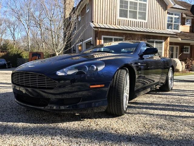 Aston Martin DB Base Coupe Door Sports Cars Preble New - 2006 aston martin db9