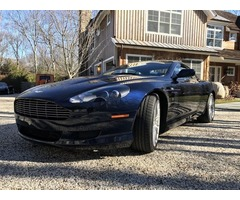 2006 Aston Martin DB9 Base Coupe 2-Door