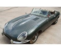 1963 Jaguar E-Type OTS