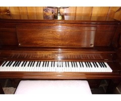 STEINWAY & SONS Sheraton Upright PIANO