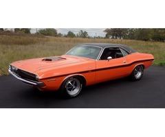 1970 Dodge Challenger RTSE