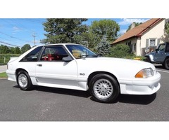 1990 Ford Mustang GT Hatchback